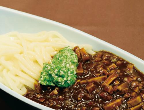 かりゆしホテルズシェフ考案  オキハム商品を使った 絶品料理「三枚肉・ウィンナー」