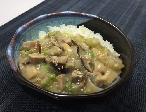 いなむどぅちで中華丼